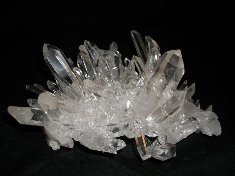 Quartz crystals 2