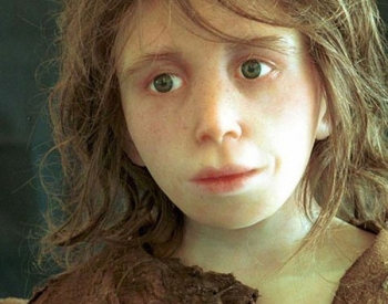 Neanderthal youth – A 2006 reconstruction
