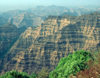 The Deccan Traps, Mahabaleshwar, India