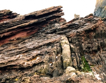 The Siccar Point unconformity