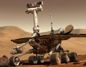 Mars Rover - Credit: NASA